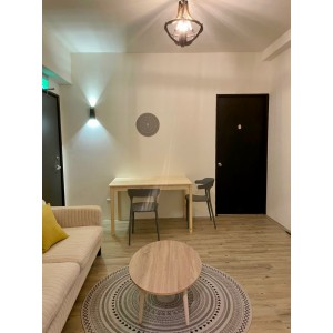 Modern 4 Rooms Apartment - Common area